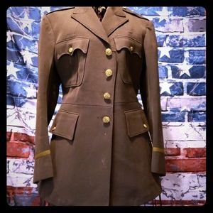 Vintage WWII Army Air Corps Jacket / Coat
